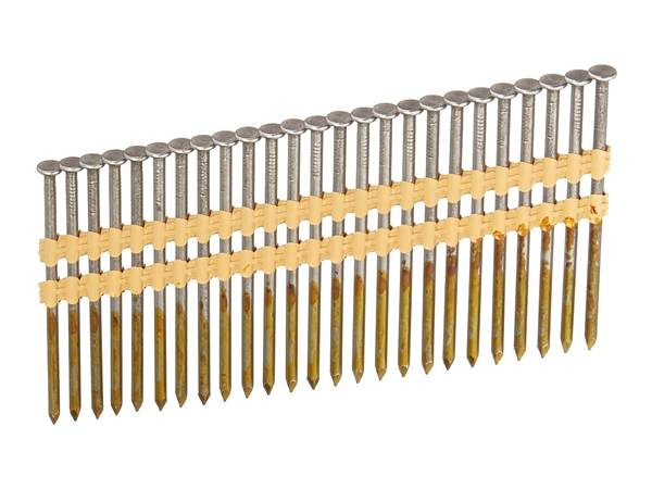 Plastic Collated Coiled Nails Amp Plastic Strip Nails